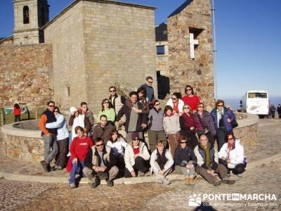 Peña de Francia - Sierra de Francia; material de trekking